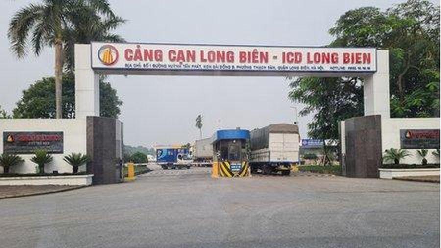 Hateco Logistics đưa Cảng cạn Long Biên đi vào hoạt động trên khu đất 12ha tồn tại nhiều sai phạm