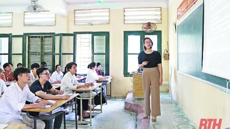 Tích cực học tập, ôn luyện cho kỳ thi tốt nghiệp THPT năm 2021