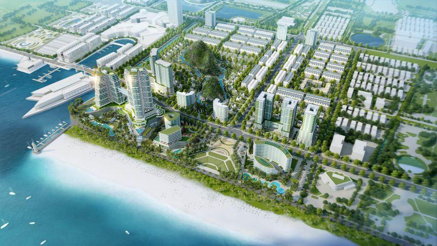 Vụ MB siết nợ Ocean Park: Quảng Ninh yêu cầu Quan Minh dừng huy động vốn