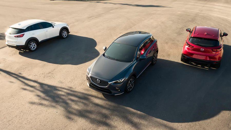 Giá lăn bánh mẫu xe Mazda CX-3 2021 tại Việt Nam