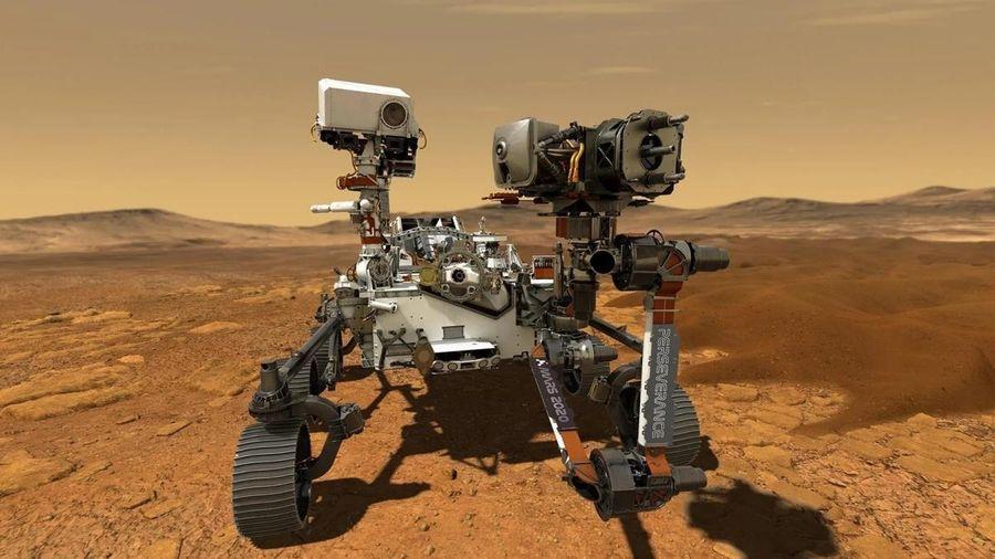 Tàu thám hiểm NASA làm nên lịch sử khi lần đầu tiên tạo ra oxy trên sao Hỏa