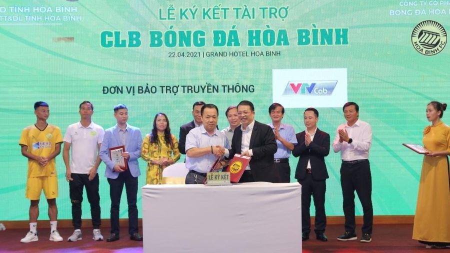 Ra mắt Câu lạc bộ bóng đá Hòa Bình: 5-7 năm nữa sẽ tiến tới V-League