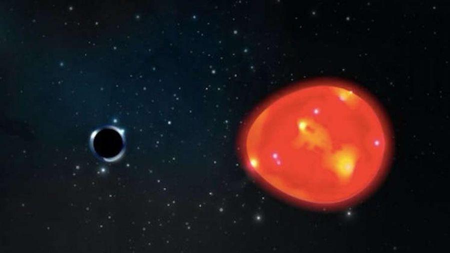 Phát hiện hố đen gần Trái Đất nhất, chỉ gấp 3 lần khối lượng Mặt Trời