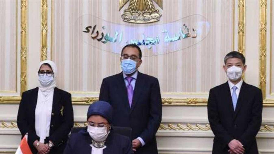 Ai Cập ký thỏa thuận sản xuất vaccine với Trung Quốc và Nga