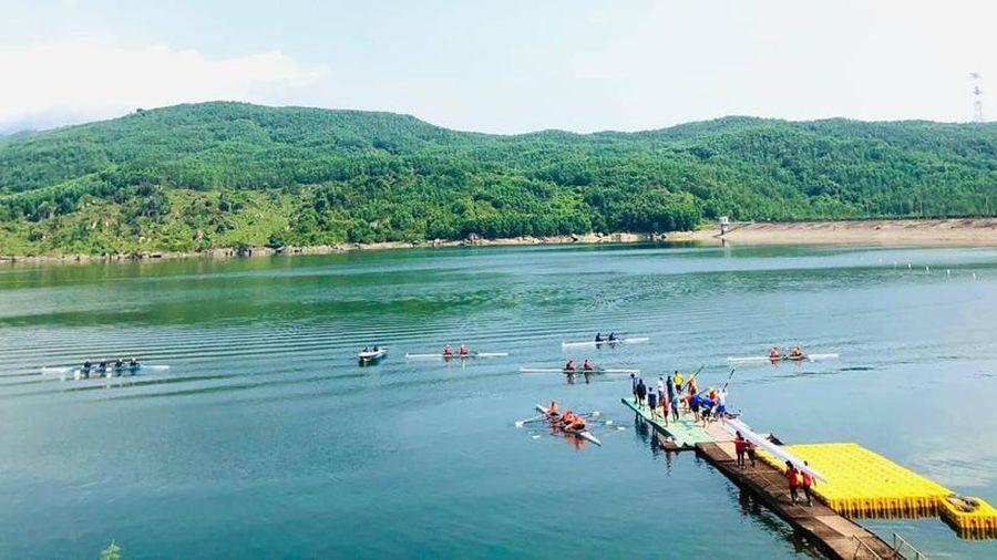 Hải Dương nhất toàn đoàn môn đua thuyền Rowing các câu lạc bộ toàn quốc