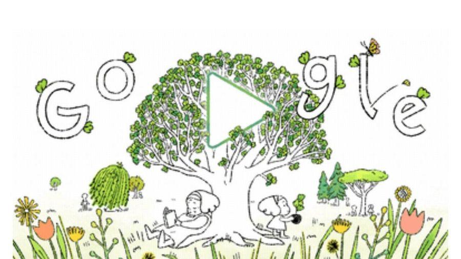 Google gửi thông điệp nâng cao trách nhiệm bảo vệ môi trường