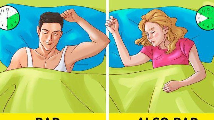 6 bước để tính thời điểm đi ngủ và thức dậy hoàn hảo nhất: Chìa khóa để khỏe mạnh, sống lâu