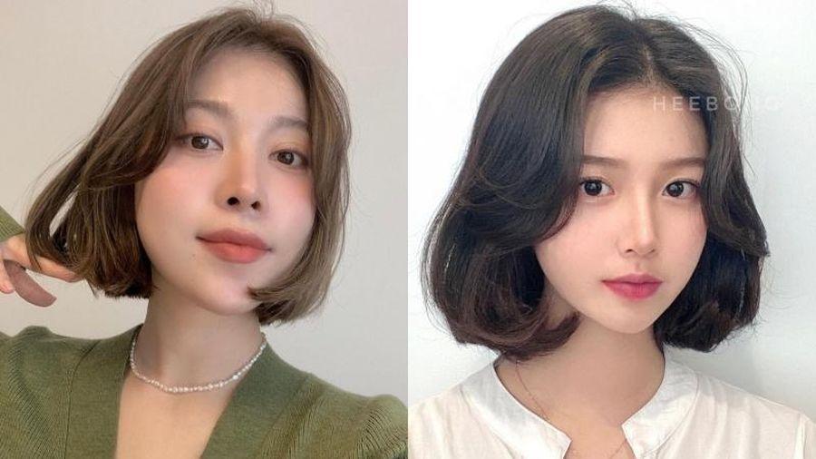 Mùa Hè phải cắt tóc ngắn nhưng để tìm đúng kiểu nịnh mặt thì bạn phải nhớ bí kíp sau