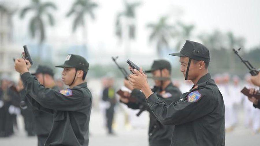 Bộ Công an đề xuất cho Cảnh sát cơ động mang vũ khí vào cảng hàng không và lên tàu bay