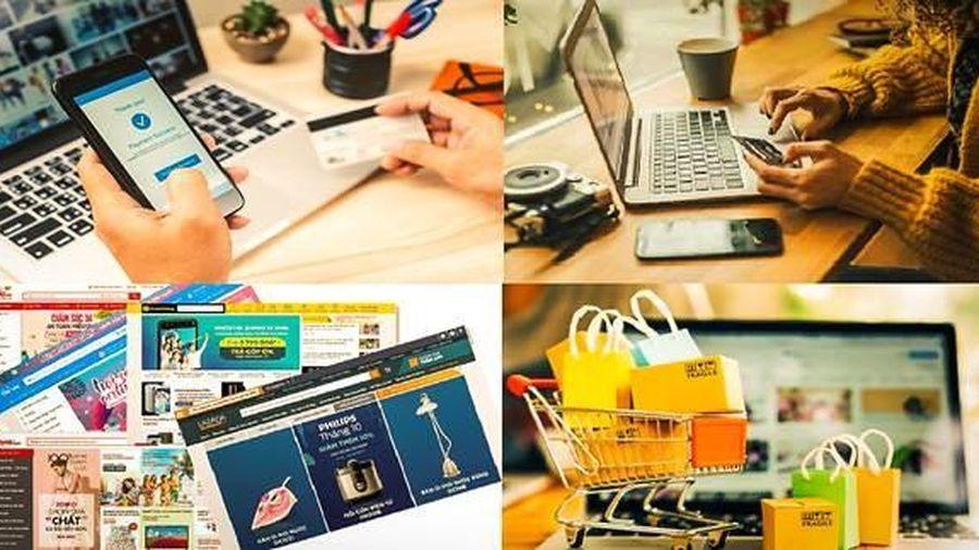 Chống buôn lậu, gian lận thương mại và hàng giả trên không gian mạng