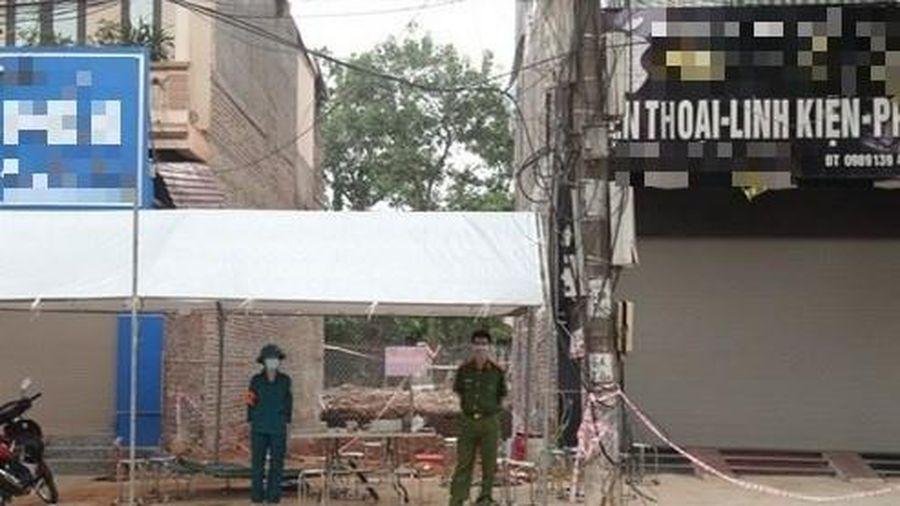 Vĩnh Phúc: Sơ tán dân cư trong bán kính 500 m để xử lý quả bom nặng 340 kg