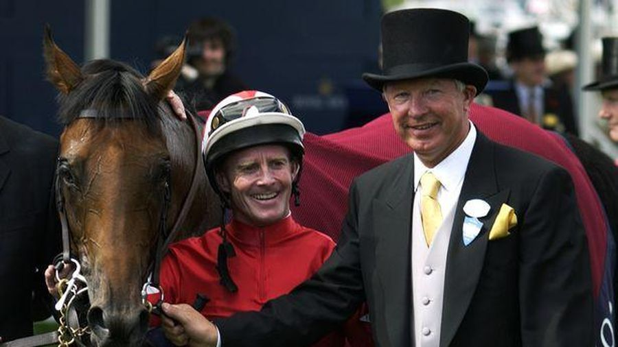 Sir Alex Ferguson và con ngựa giúp nhà Glazer mua MU