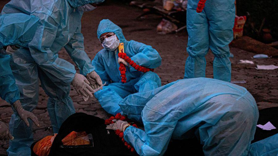 'Quá nhiều người chết ngay trên phố khi chưa kịp đến bệnh viện'
