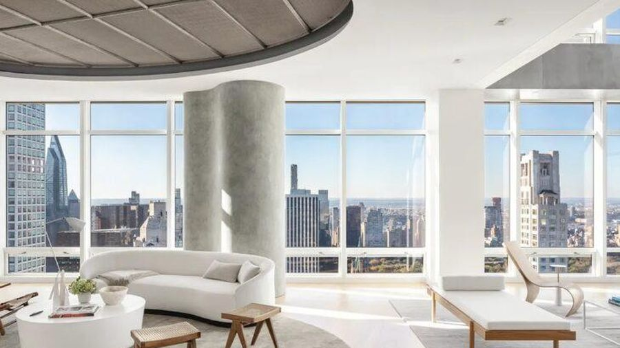 Từ 115 triệu USD, penthouse của tỷ phú Mỹ giảm giá còn 29,5 triệu USD
