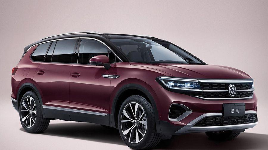 Volkswagen ra mắt SUV mới, 7 chỗ ngồi và rất rộng