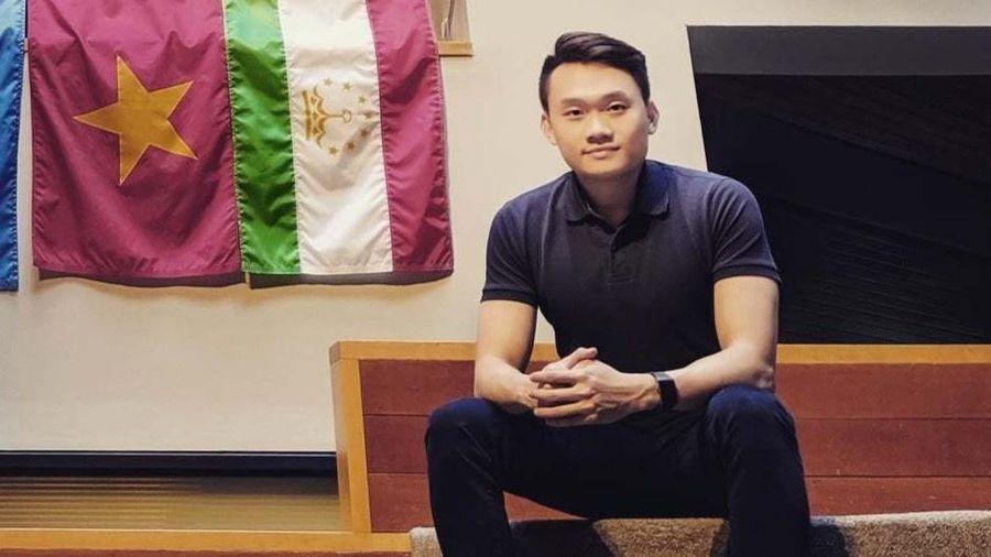Chàng trai Việt trả lời câu hỏi làm thế nào để vào ĐH Harvard