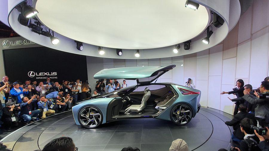 Tokyo Motor Show 2021 bị hủy