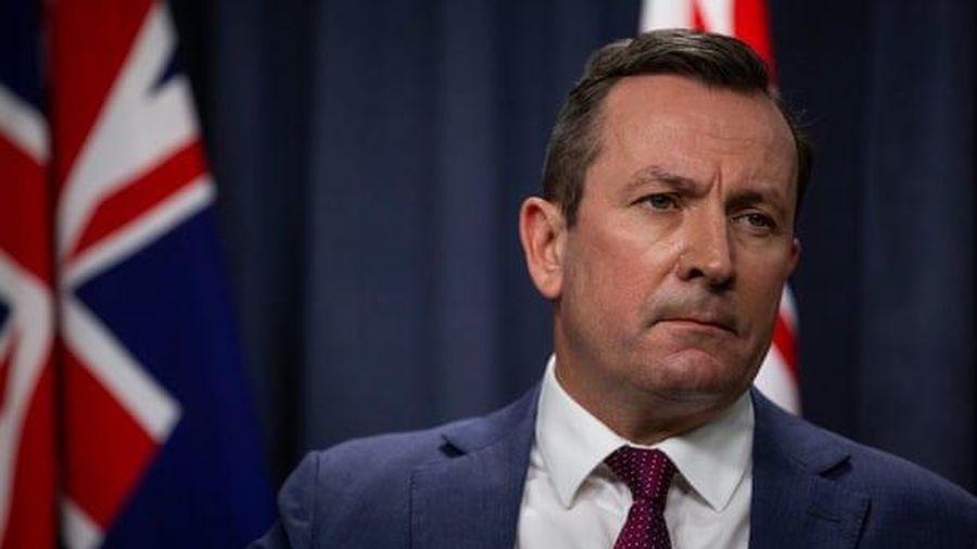 Tây Australia phong tỏa 'chớp nhoáng' sau ca nhiễm mới