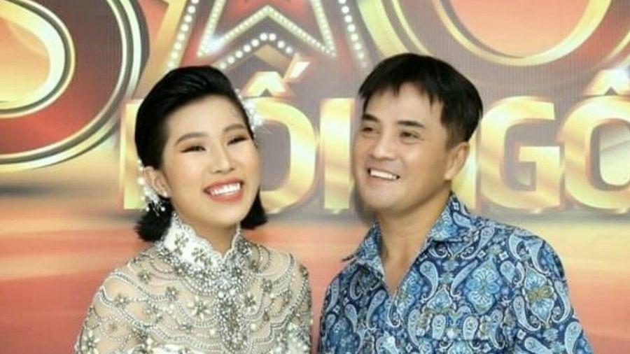 Con gái Chế Thanh: 'Ba ủng hộ tôi tham gia Sao nối ngôi'