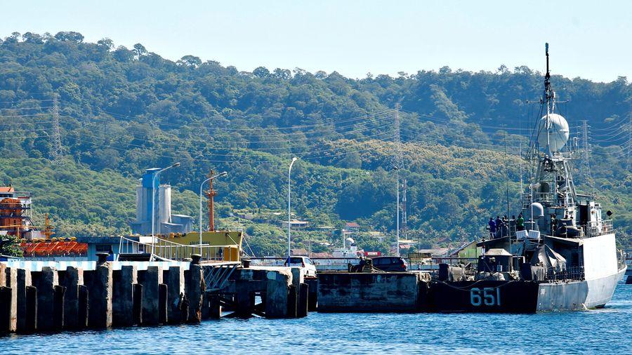 CO2 có thể đang tích tụ trong cabin tàu ngầm Indonesia mất tích