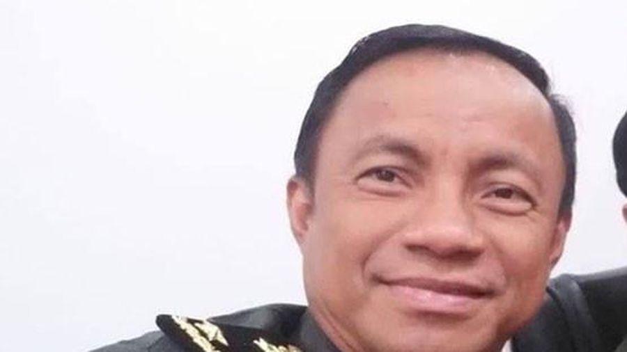 Thêm một tướng Campuchia bị khai trừ do vi phạm lệnh phong tỏa