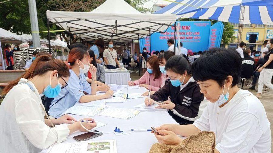 Hà Nội: Tuyển dụng 1.750 vị trí việc làm có thu nhập tới hơn 30 triệu đồng/tháng
