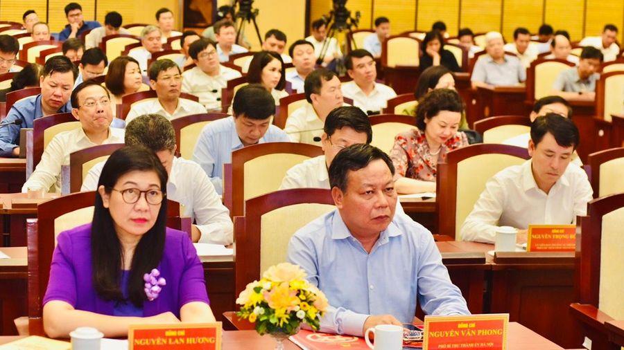 Chủ tịch HĐND TP Nguyễn Ngọc Tuấn: Nâng chất lượng cuộc sống của Nhân dân Thủ đô