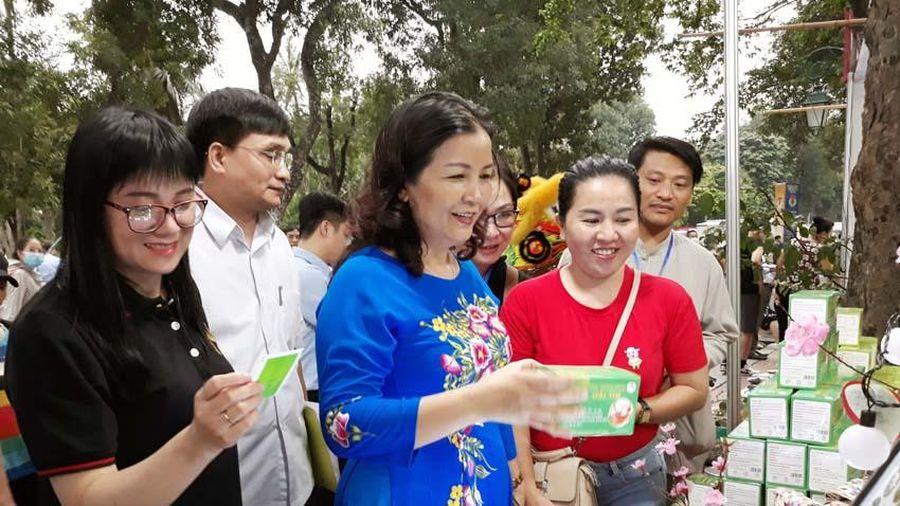 Tuần hàng Việt TP Hà Nội 2021 lần thứ 2, thu hút 15 tỉnh thành phố tham gia
