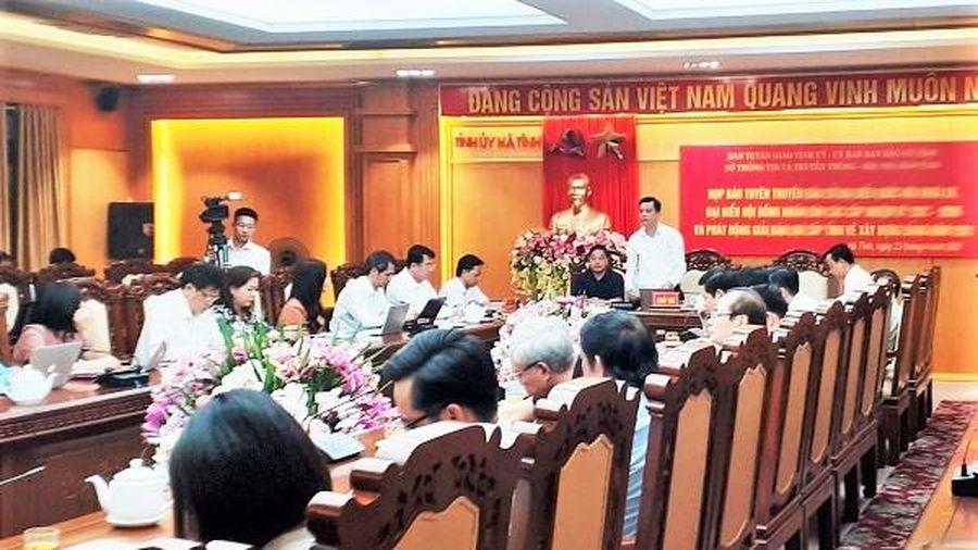 Hà Tĩnh sẵn sàng cho công tác bầu cử đại biểu Quốc hội khóa XV và đại biểu HĐND các cấp