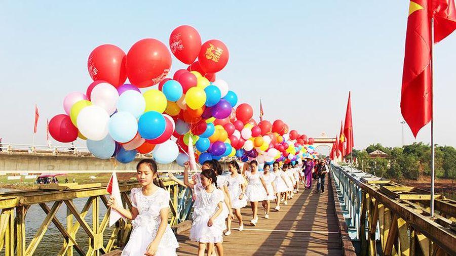 Quảng Trị tổ chức Lễ hội 'Thống nhất non sông' và Khai trương 'Mùa du lịch biển, đảo 2021'