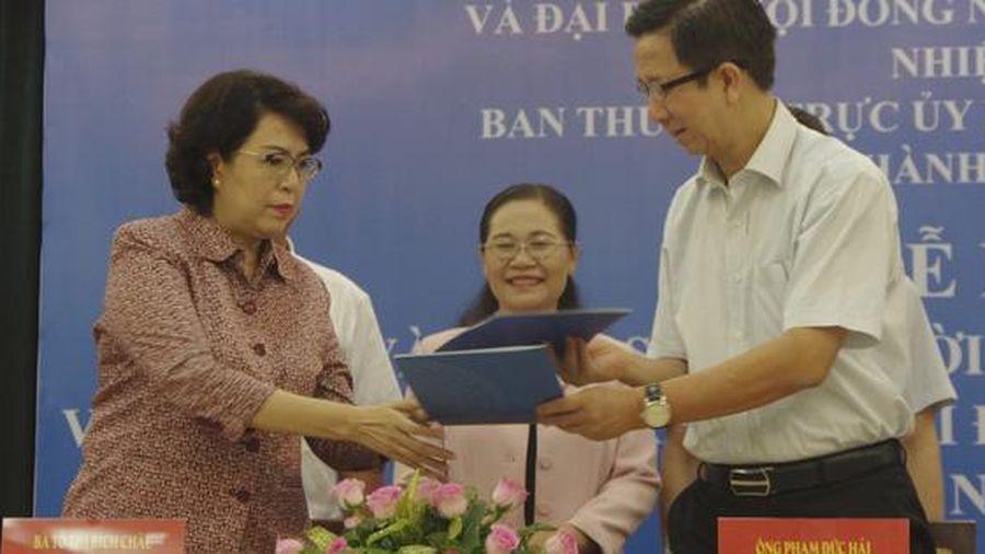 TP HCM bàn giao hồ sơ ứng cử viên đại biểu Quốc hội, đại biểu HĐND