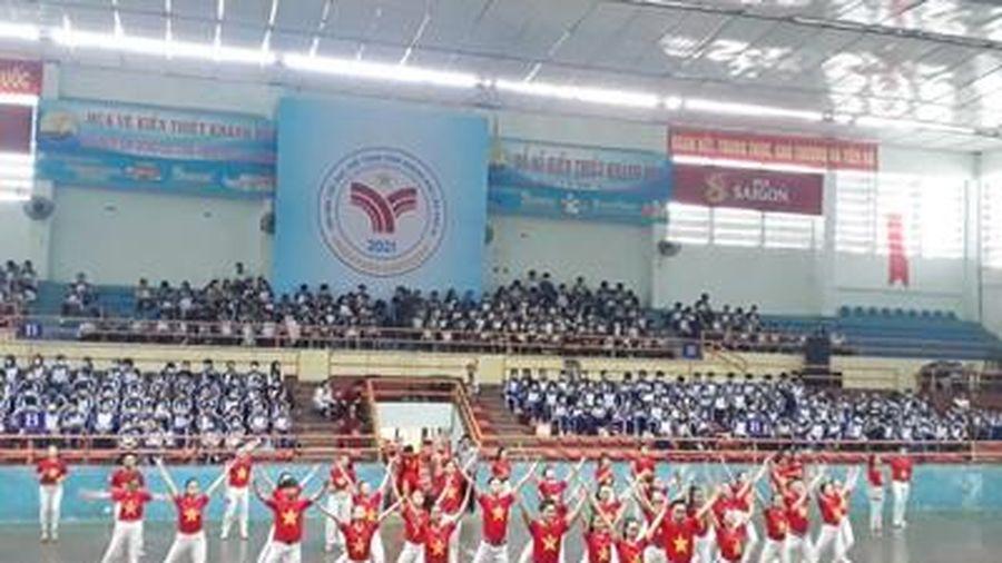 Khánh Hòa: Khai mạc đại hội thể dục thể thao lần thứ IX
