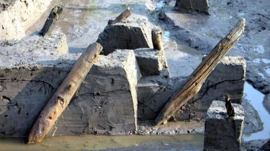 Tiếp tục thăm dò khảo cổ di tích lịch sử Bạch Đằng