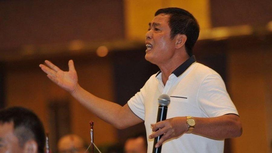 CLB Hải Phòng 'chia tay' Chủ tịch Trần Mạnh Hùng