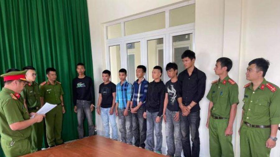 Đắk Lắk: Khởi tố, bắt tạm giam 7 đối tượng về hành vi giết người