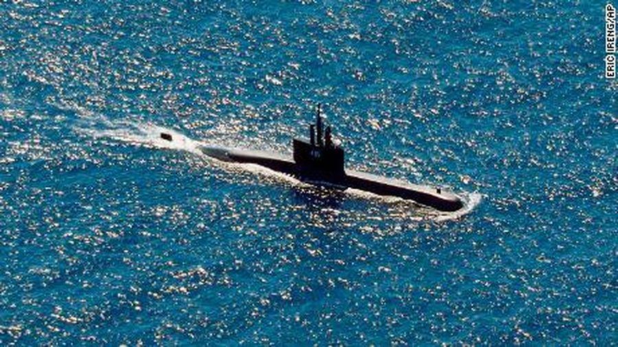 Hải quân Indonesia phát hiện vật thể nghi của tàu ngầm mất tích, thu hẹp phạm vi tìm kiếm