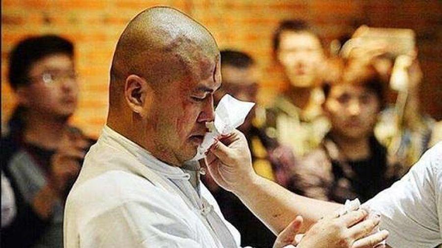 Võ sư Thái Cực tai tiếng Trung Quốc tố bị 6 HLV thể hình đánh nhập viện