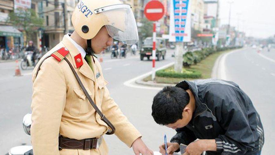 Quảng Bình: Kiên quyết xử lý trường hợp vi phạm trật tự an toàn giao thông