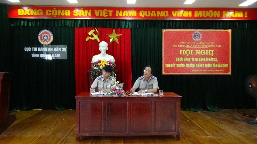 Quảng Nam: Sơ kết công tác THADS 6 tháng đầu năm