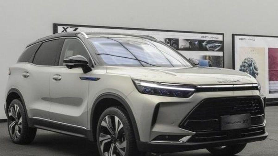 Lượng xe con Trung Quốc nhập vào Việt Nam cao kỷ lục
