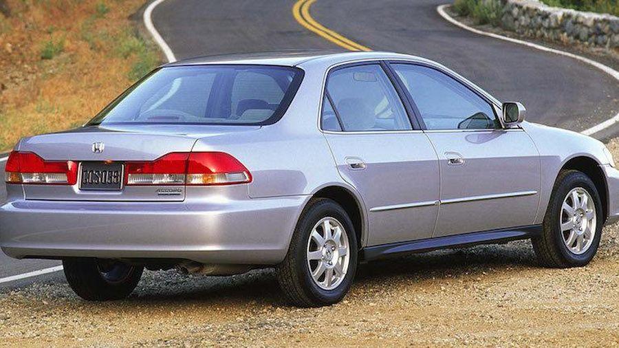 Túi khi nổ trên Honda Accord khiến tài xế mất mạng