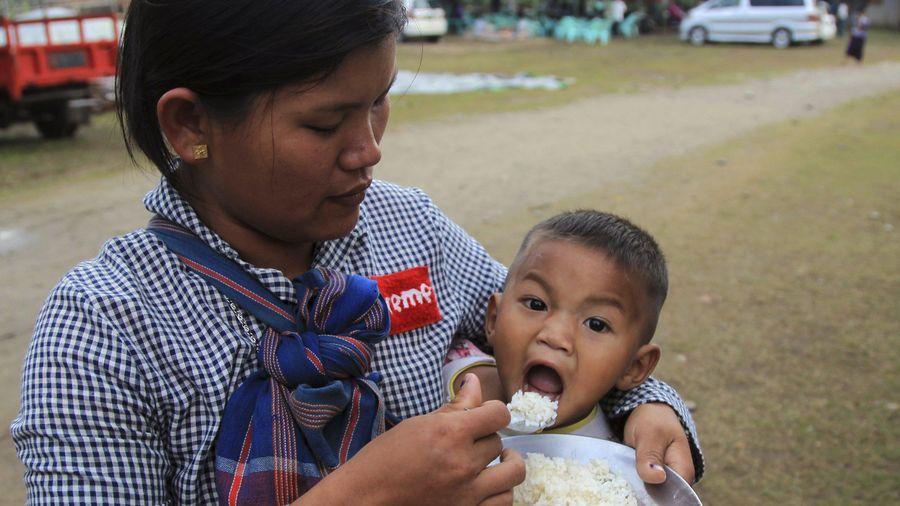 Liên hợp quốc kêu gọi 106 triệu USD cứu trợ cho người dân Myanmar