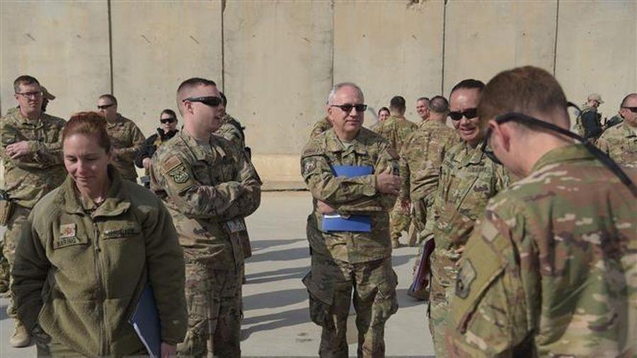 Mỹ tăng cường binh sỹ để bảo vệ tiến trình rút quân khỏi Afghanistan