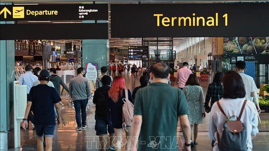 Singapore hạn chế hành khách từng đến Ấn Độ
