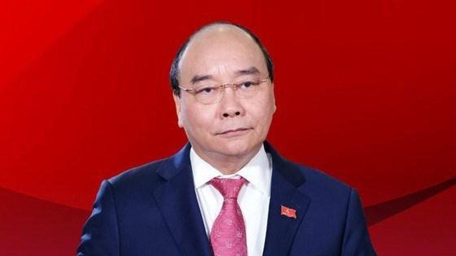 Chủ tịch nước Nguyễn Xuân Phúc ứng cử đại biểu Quốc hội tại TP.HCM