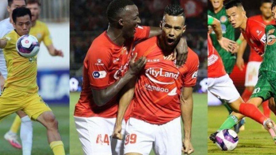 V-League 2021 chứng kiến cảnh ba đội bóng 'nhà giàu cũng khóc'