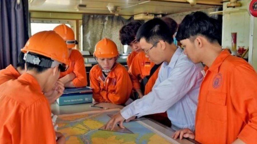 Đào tạo hàng hải, cần xóa định kiến về nghề đi biển