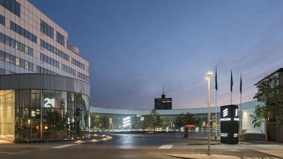 Ericsson tái khẳng định cam kết với thị trường Trung Quốc