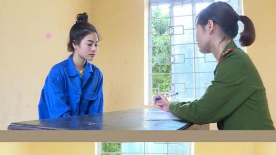 Hưng Yên: Bắt giữ 'nữ quái' 9X mua bán trái phép chất ma túy