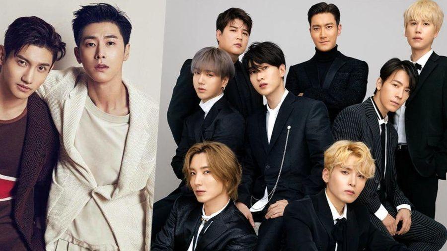 Những nhóm nhạc Hàn Quốc có tuổi đời lâu nhất: Nhiều cái tên ra mắt từ thế kỷ trước
